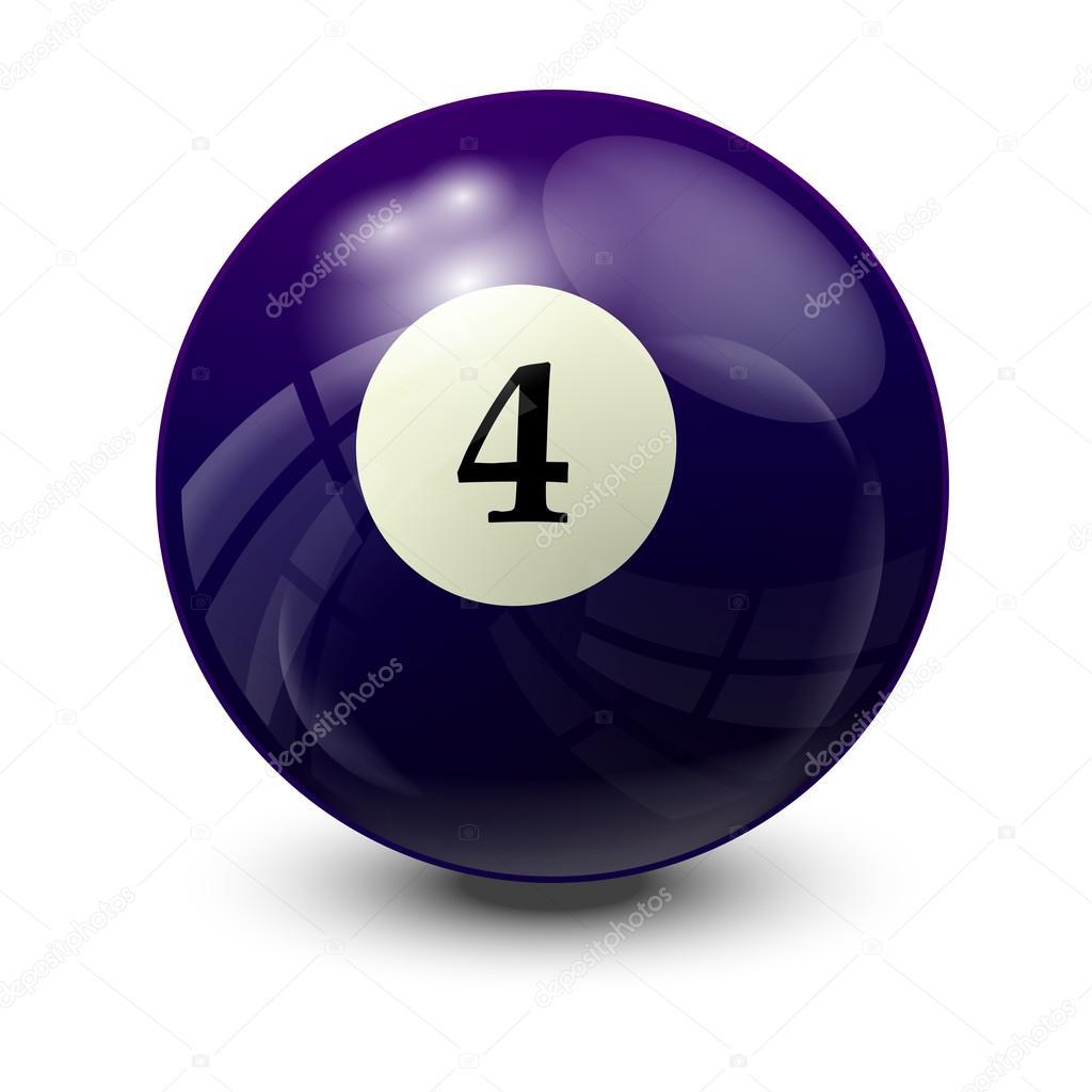 billard 4 boules