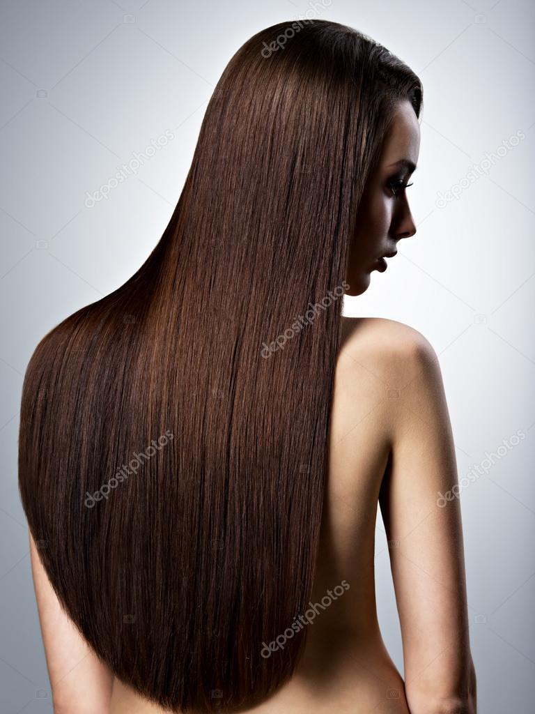 långt hår kvinna incall
