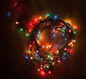 vánoční světla
