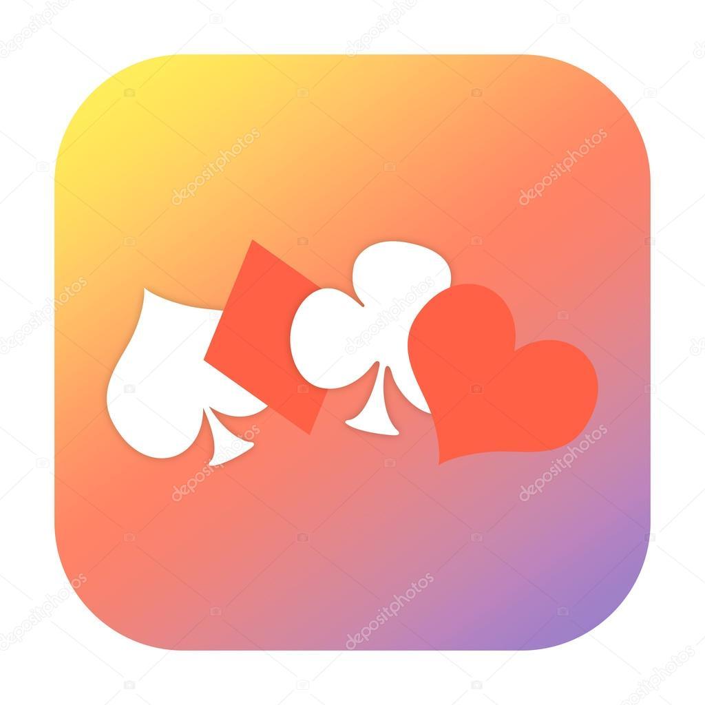Playing card symbols icon stock photo skovoroda 74848711 playing card symbols icon stock photo 74848711 biocorpaavc