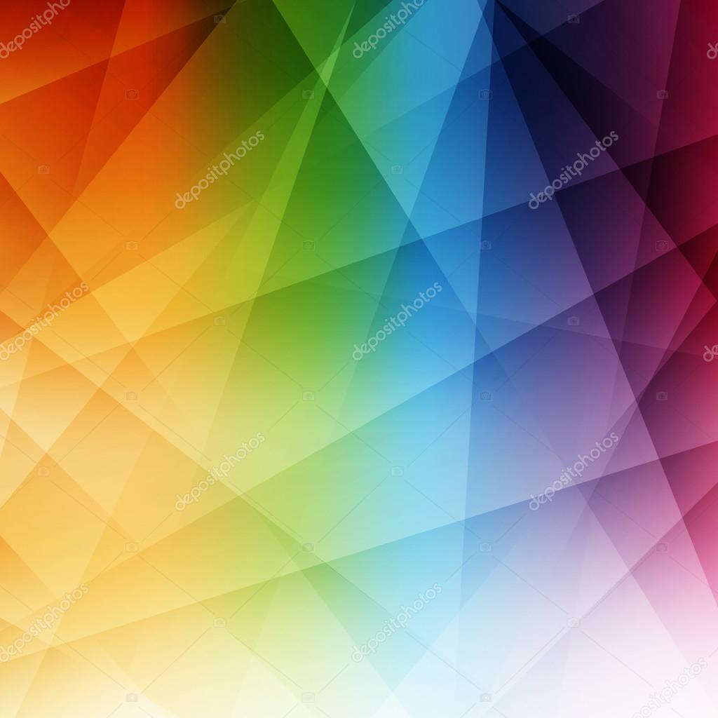Abstract rainbow background. Modern pattern.