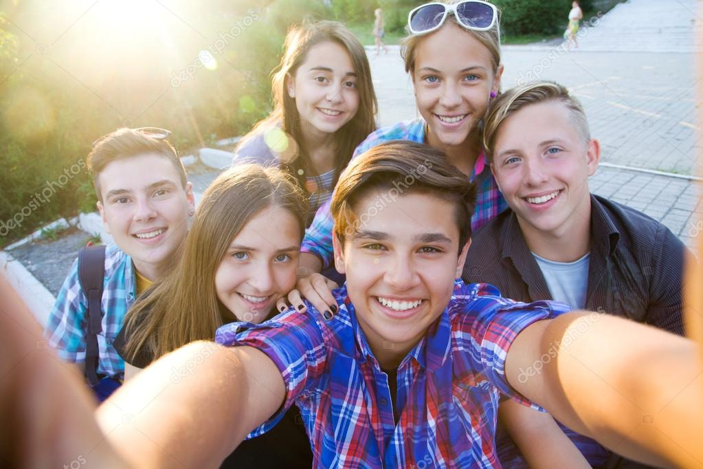 teenagers #hashtag
