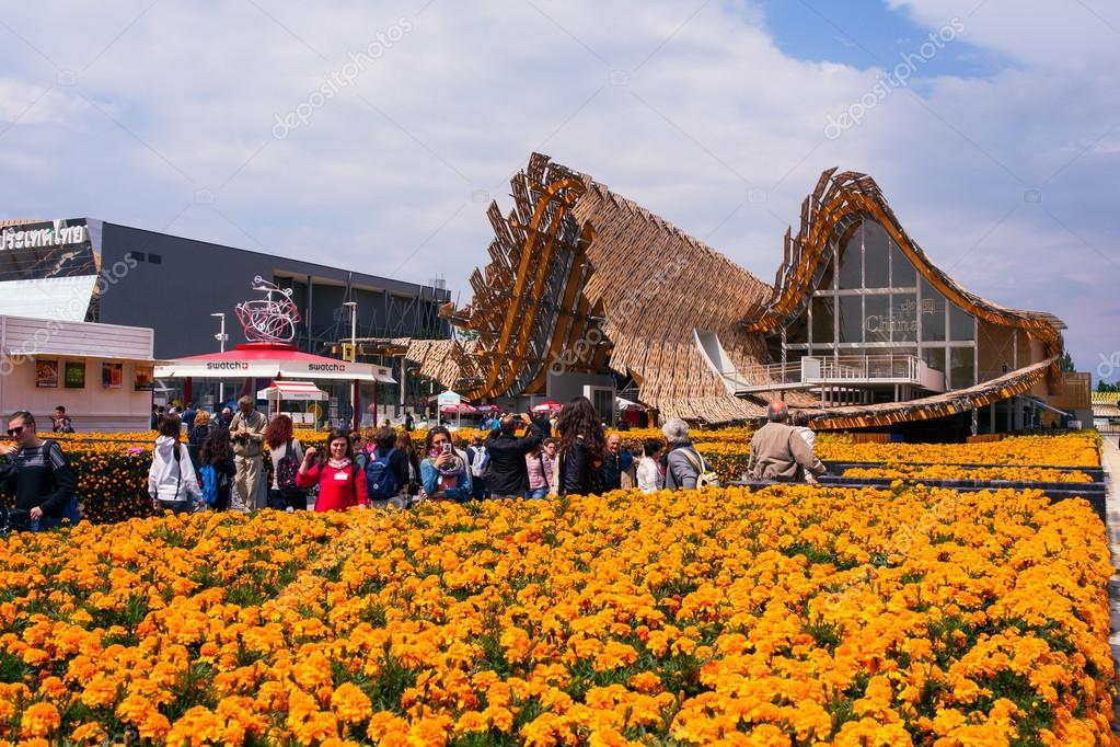 China Corporate United Pavilion at Expo 2015, Milan