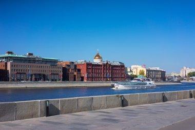 Big city touristic views