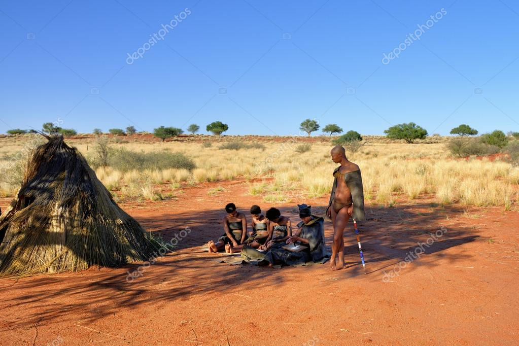 bushmen of the kalahari desert Tourism, conservation, and culture in the kalahari  some of the more intrepid travelers chose to drive deep into the kalahari desert to see bushmen who supposedly .