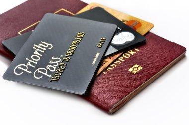 VIP travel concept
