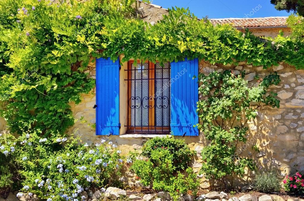 Casa Rural, Provenza, Francia U2014 Fotos De Stock