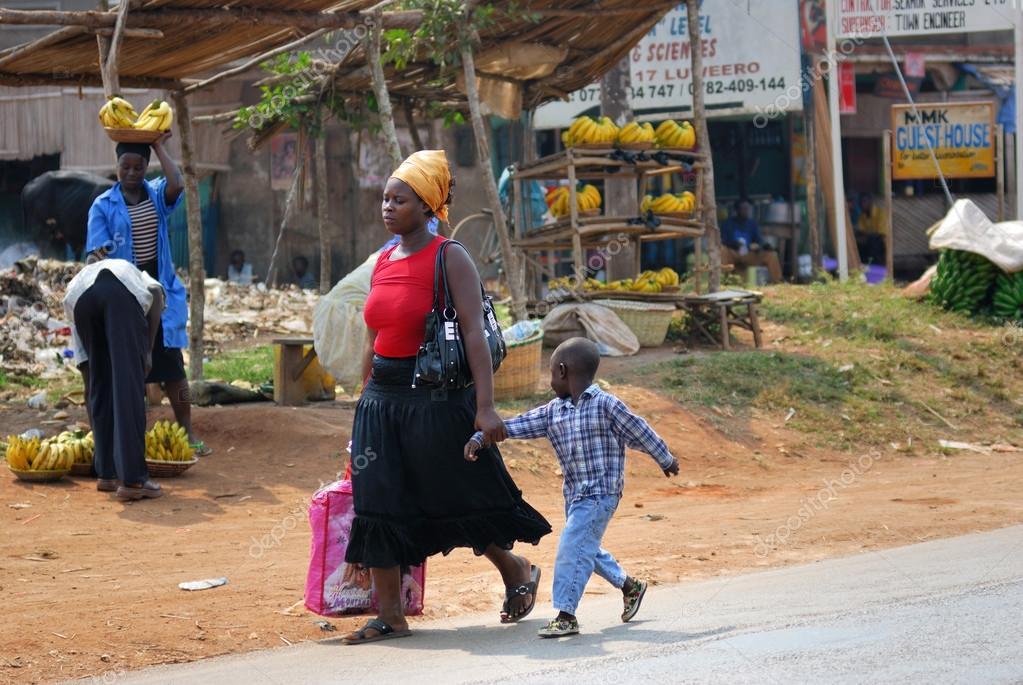 Знакомства уганда