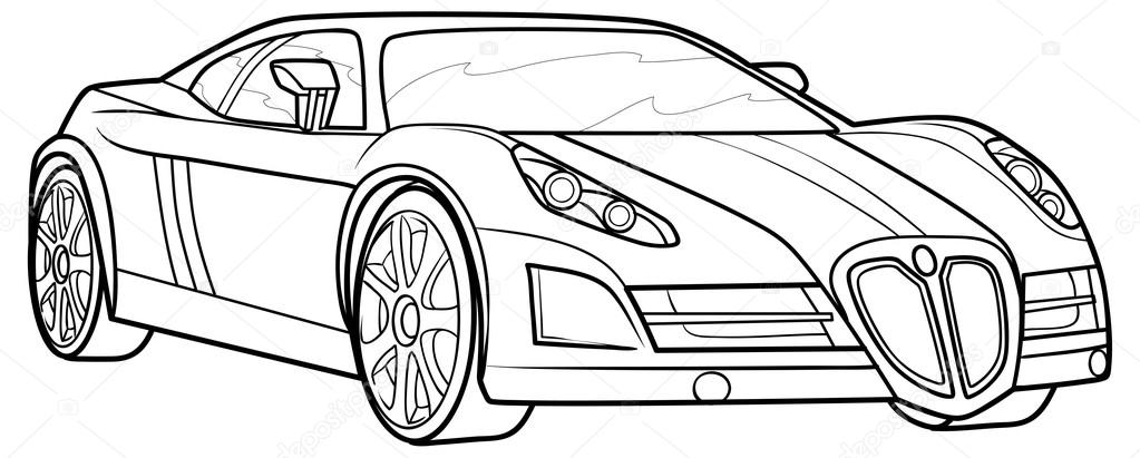 Marchi besides 57 furthermore Chevrolet tahoe 9c1 4wd police vehicle moreover 10 additionally Mercedes Amg Gt C 190 2014 3. on ford car sketch