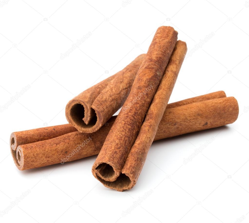 spicy cinnamon sticks — Stock Photo © natika #108741818