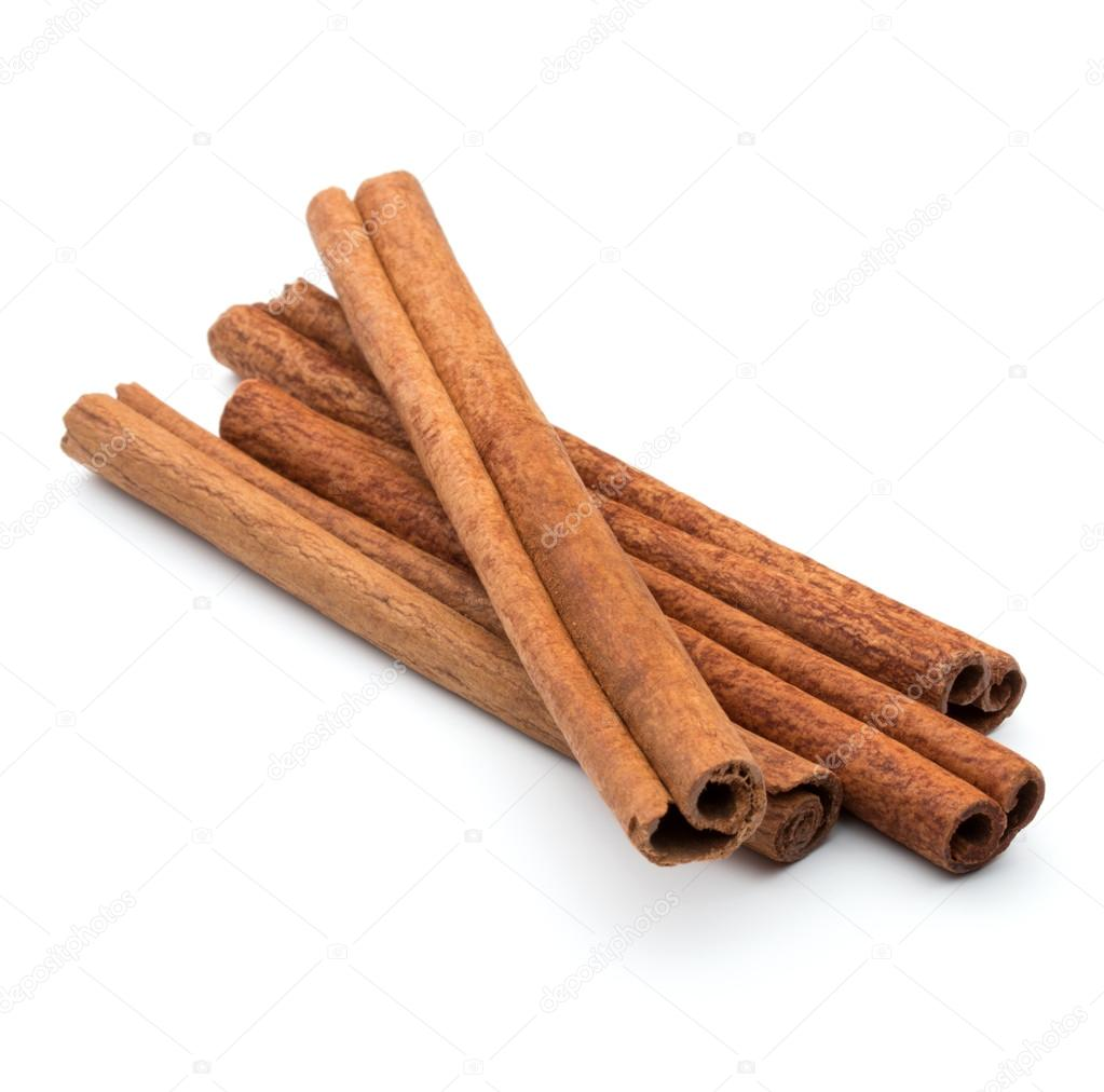 Spicy cinnamon sticks — Stock Photo © natika #108742130