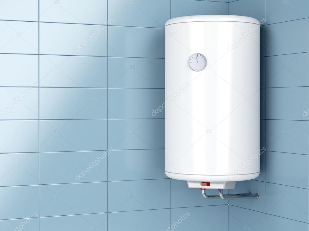 elektrische boiler — Stockfoto © magraphics #107150942