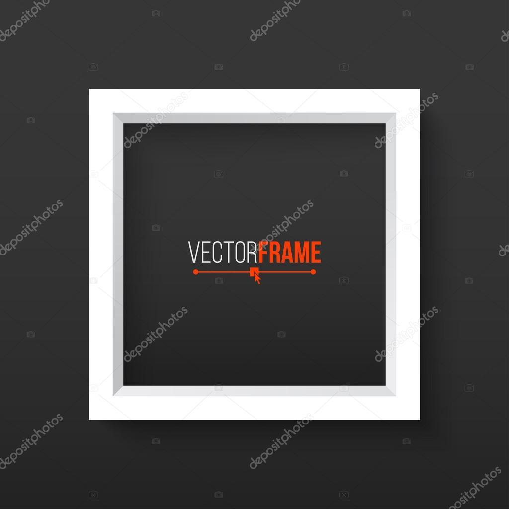 3D Bild-Rahmen-design — Stockvektor © jakegfx #111550658
