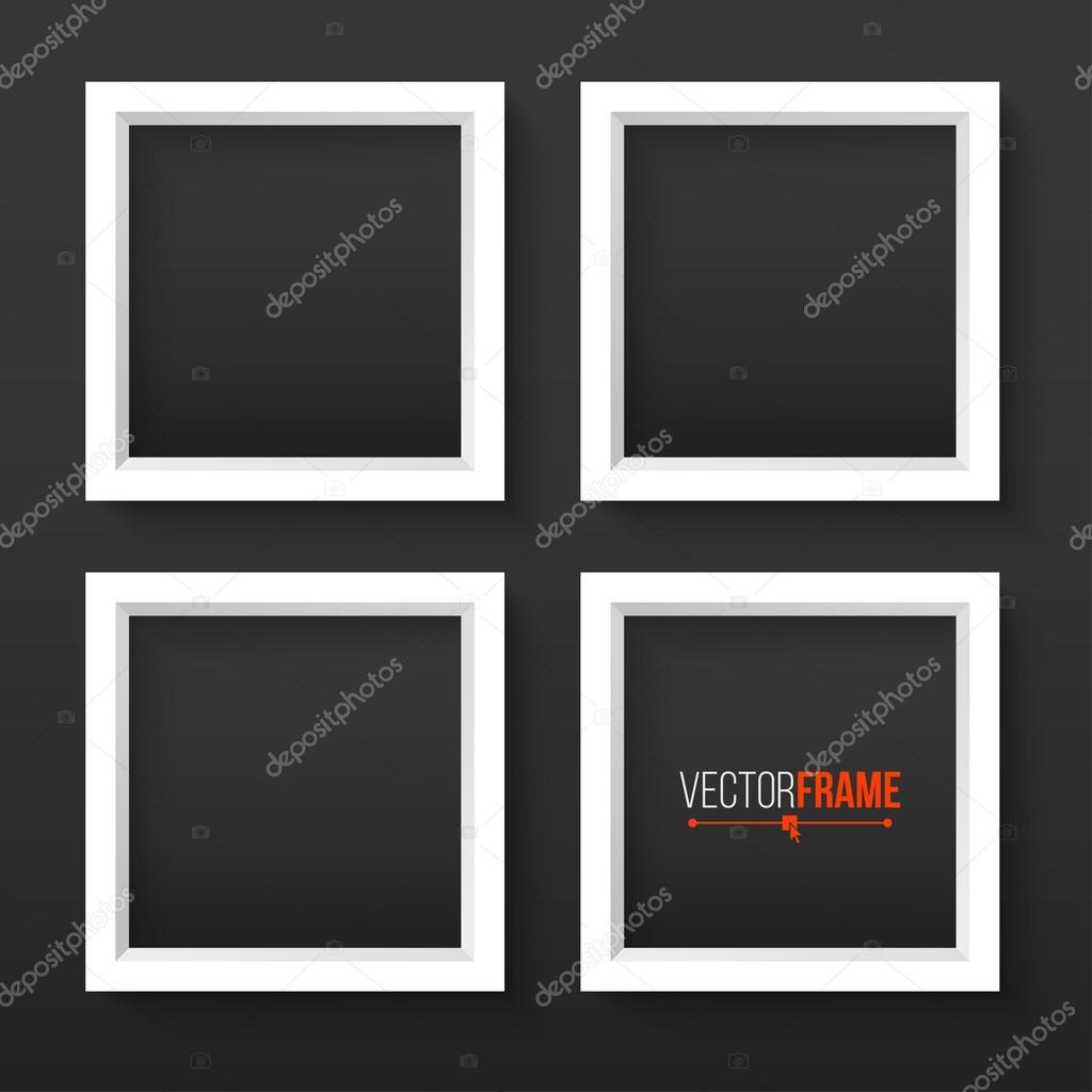 3D Bilderrahmen gestalten — Stockvektor © jakegfx #111577938