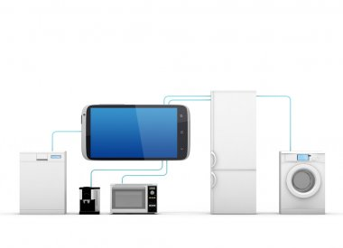 Internet of things concept