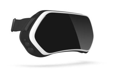 Virtual reality headset.