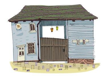 usual dwelling house