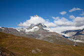 Photo Famous mountain Matterhorn