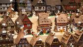Fotografie Traditionelle elsässische Häuser