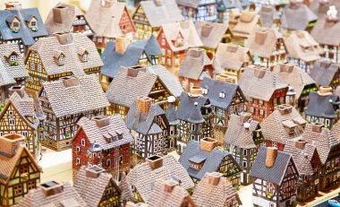 Alsatian houses