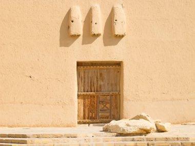 Al Masmak fort in the Riyadh city