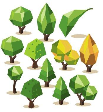 Set Trees Isometric