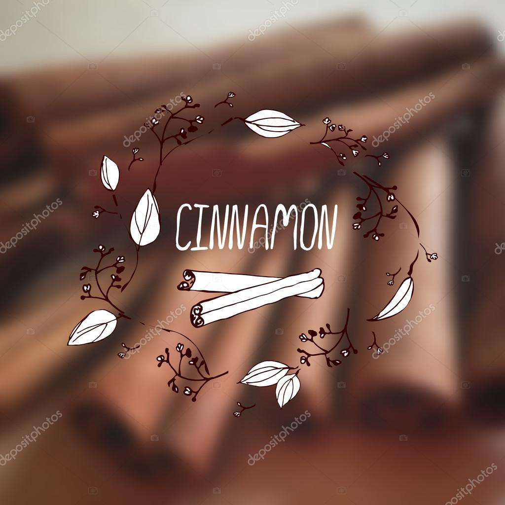 Herbs and Spices Collection - Cinnamon
