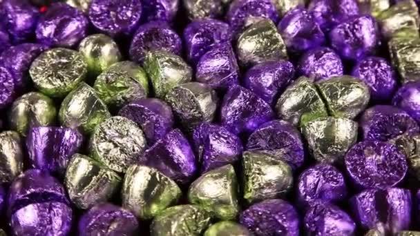 Bon-bon sladkosti pozadí
