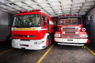 Firetrucks yangın istasyonu