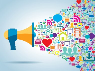 communication and promotion in social media