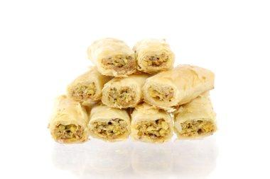 Fresh arabic sweets