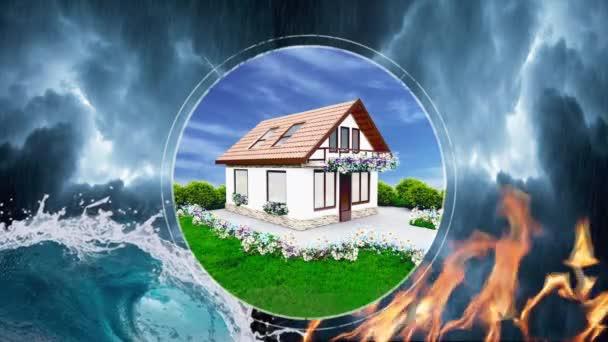 Real estate ochranu proti poškození