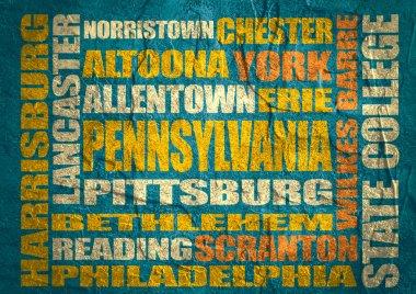 Pennsylvania state cities list