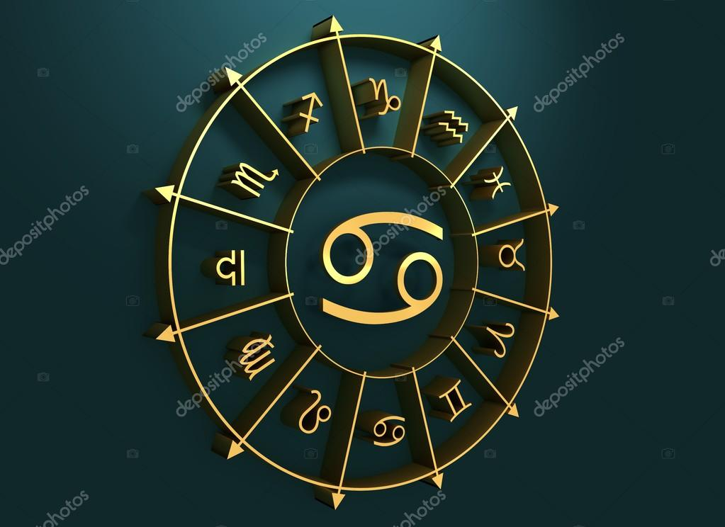 Astrology Symbol Cancer Stock Photo Jegasra 115062690