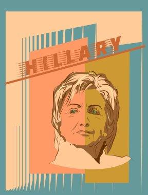 US Senator Hillary Rodham Clinton