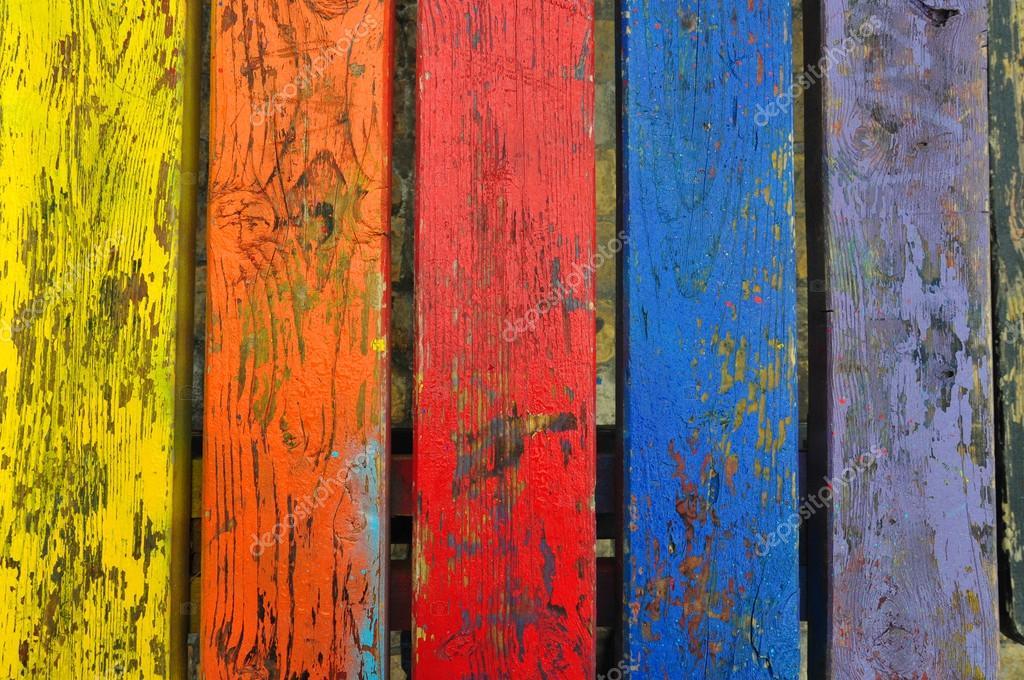 gesäumt malen Holz Textur — Stockfoto © sirylok #61822307