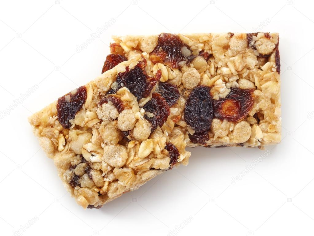pierde greutate granola bars