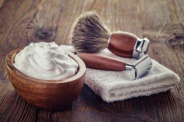 Wooden shaving accessories
