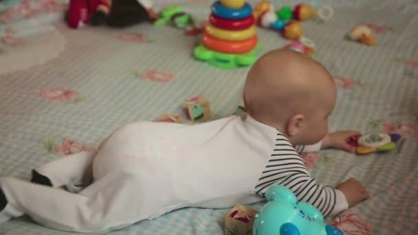 Šestiměsíční holčičku