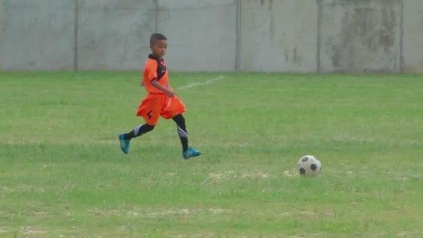 A képzés kis labdarúgó