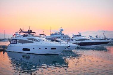 Extra Large Luxury yachts
