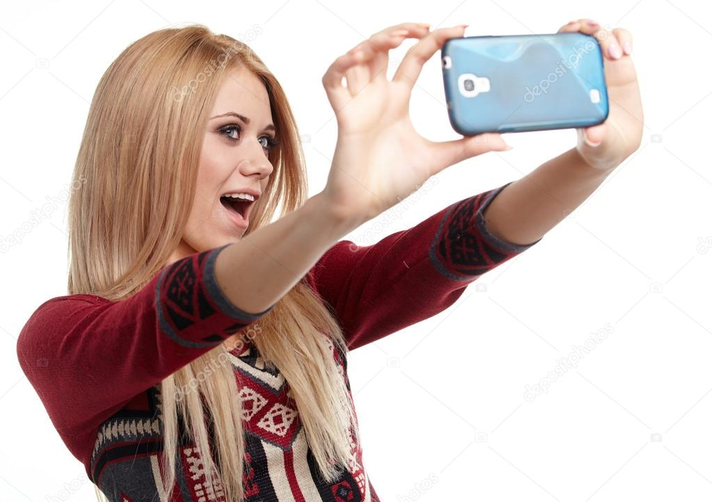 Фотографії гарних дівчат блондинок