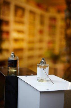 Italian shop with perfume