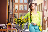 Fotografie Fashion style photo of a spring woman