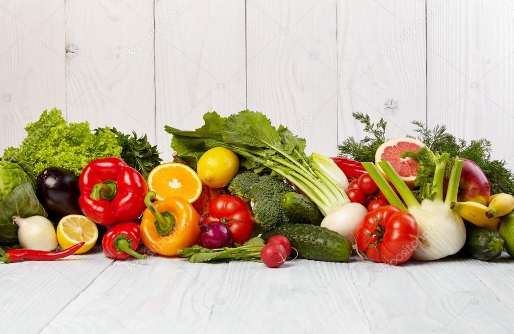 цвета реклама овощи фрукты картинки полном объеме