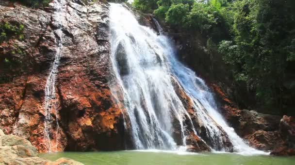 Na Muang waterfall, koh Samui