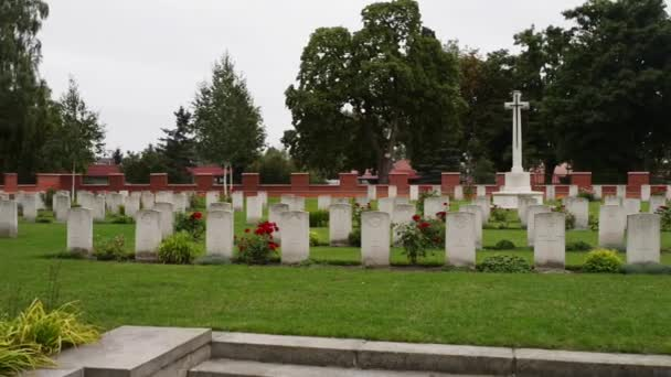 Memorial of Red Army soldiers in Malbork, Poland