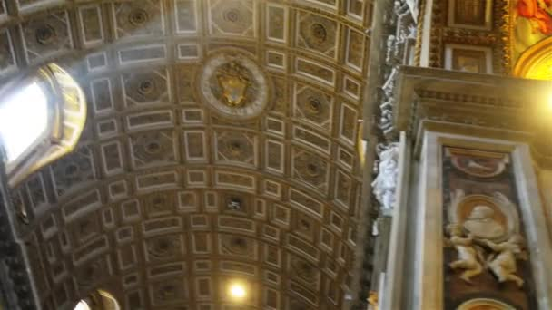 Papal Basilica of St. Peter in Vatican, Rome, Italy