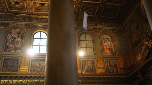 basilica di santa maria maggiore in rom, italien