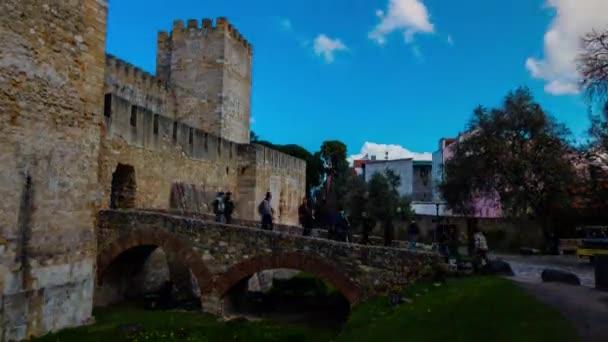 Sao Jorge kastély Lisszabonban, Portugália